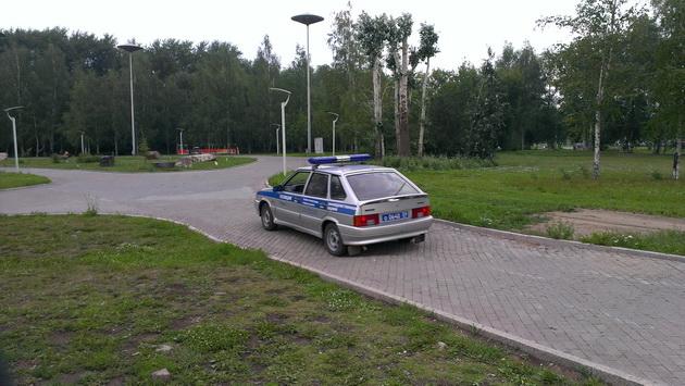 Дерзкие пацаны на тротуаре, Пермь
