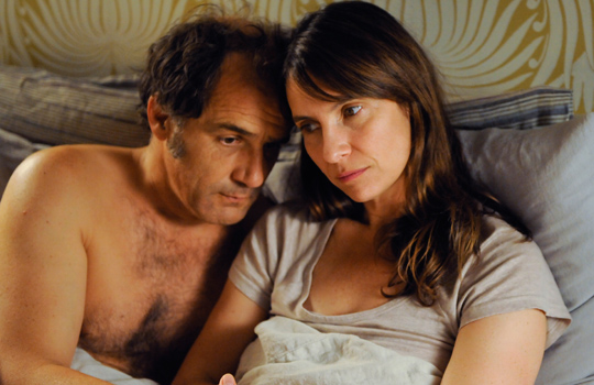 Родители Изабель, фильм Молода и прекрасна