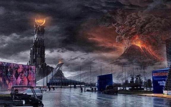 Так видят Олимпийские игры 2014 в Европе