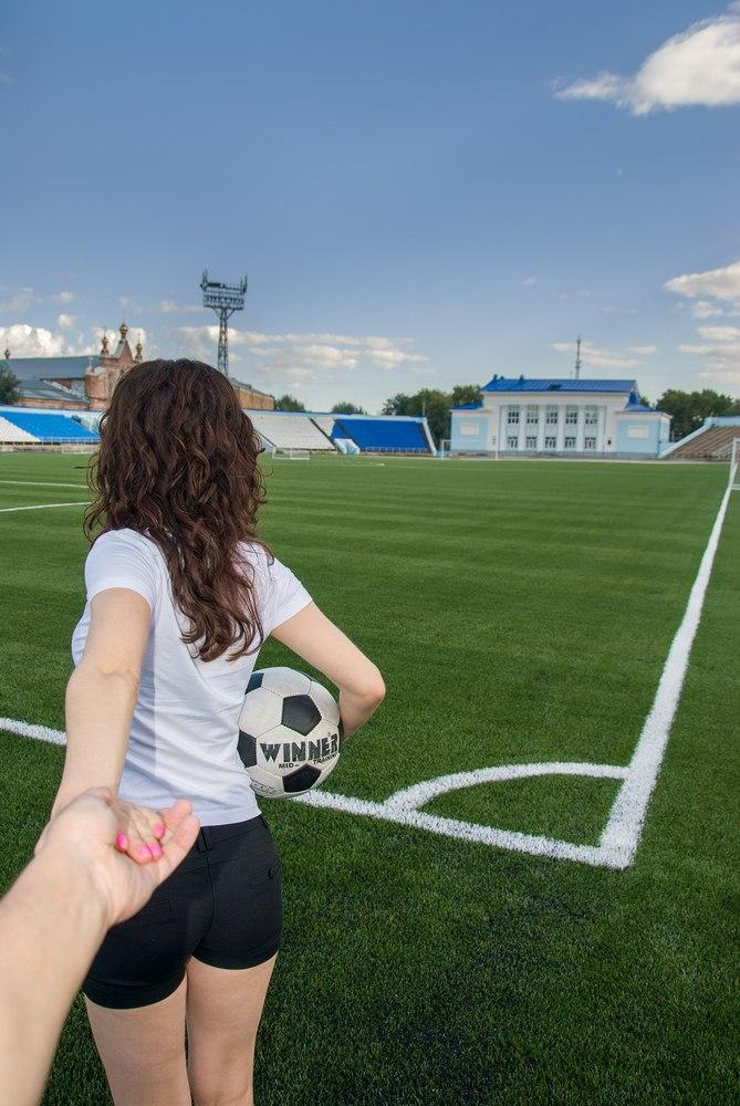 Следуй за мной в Киров кататься на Стадион Динамо-Арена