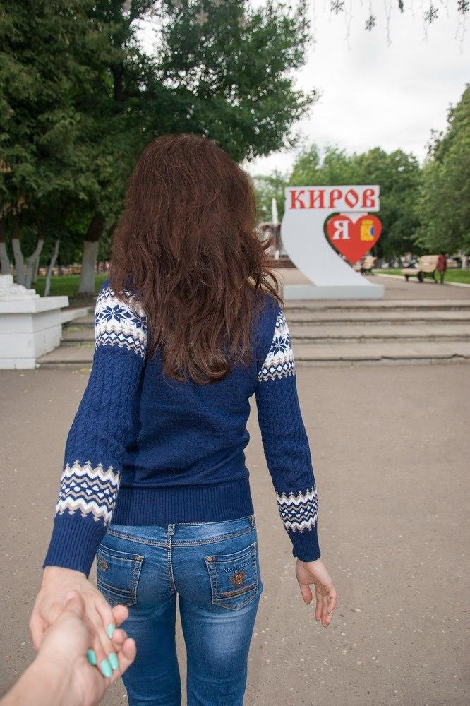 Следуй за мной в Киров на Театральную площадь