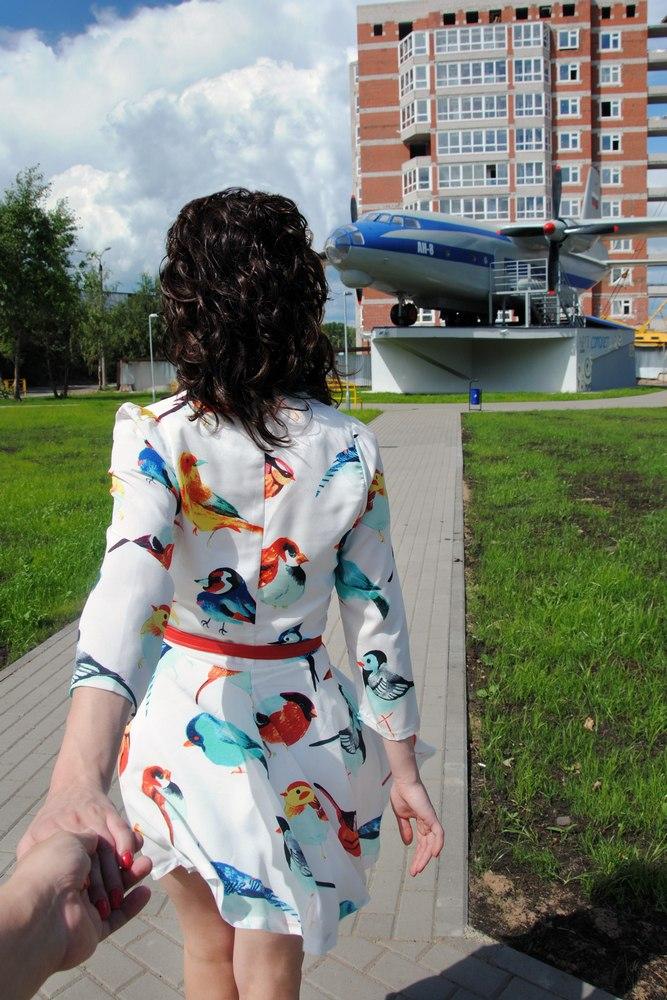Следуй за мной в Киров к памятнику АН-8