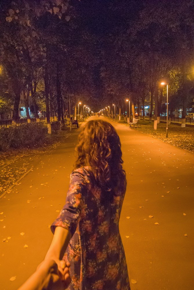 Следуй за мной в Киров на вечернюю прогулке
