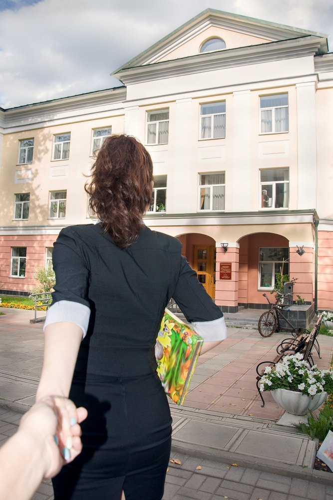 Follow me to Kirov to the Garcin Library