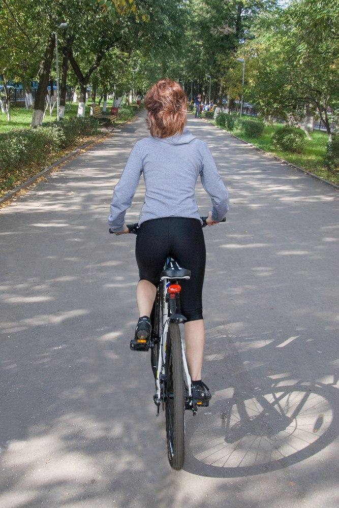 Следуй за мной в Киров кататься на велосипеде