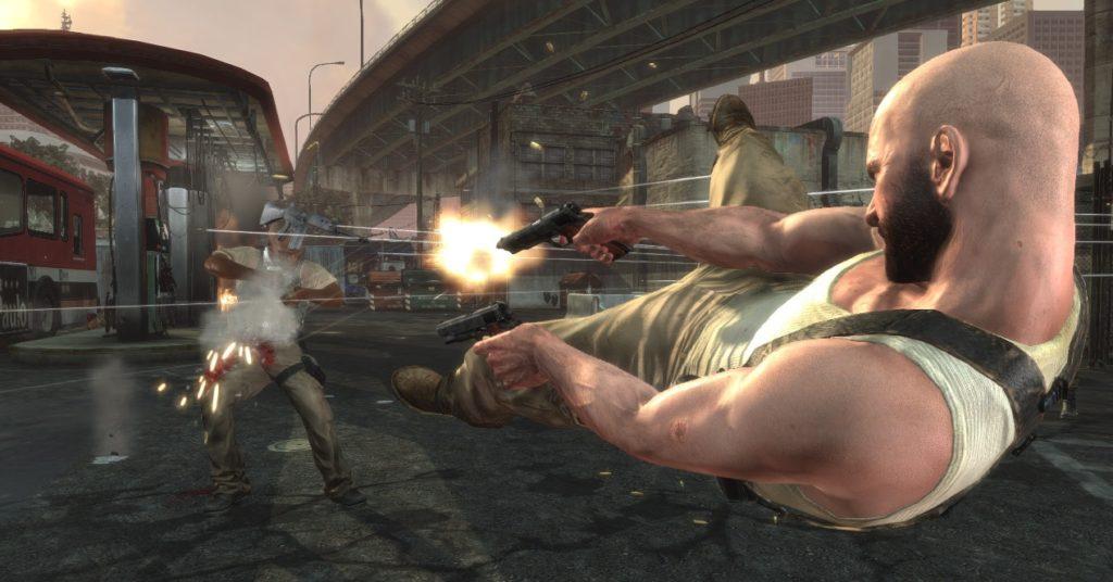 Max Payne 3 в жанре 3D-шутер