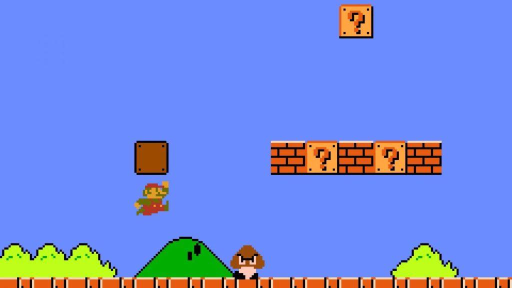 Первый экран аркады Super Mario Bros любой геймер может воспроизвести с точностью до пикселя